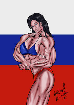 Made in RUSIA
