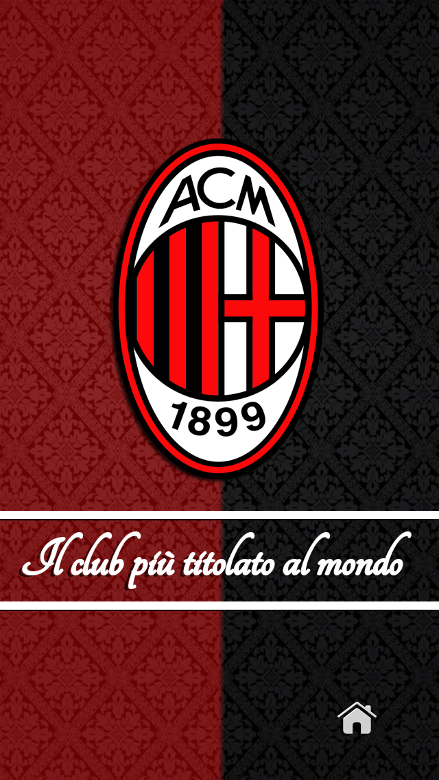 Lock Wallpaper AC Milan by Puebloz on DeviantArt