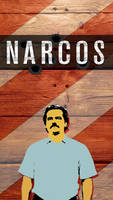 Narcos wallpaper v.2