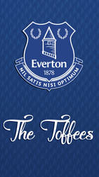 Everton Wallpaper by Puebloz