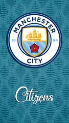 Manchester City wallpaper by Puebloz