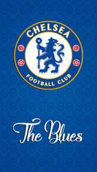 Chelsea FC wallpaper by Puebloz