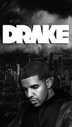 Drake wallpaper by Puebloz