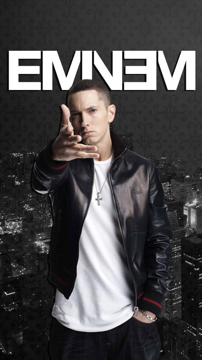 Eminem Wallpaper by Puebloz ...