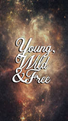 Young, Wild and Free by Puebloz