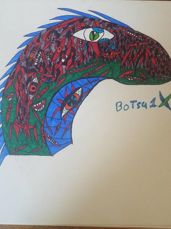 Battle Worn by botsu1x