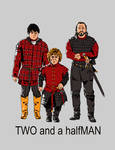 TWO and a halfMAN