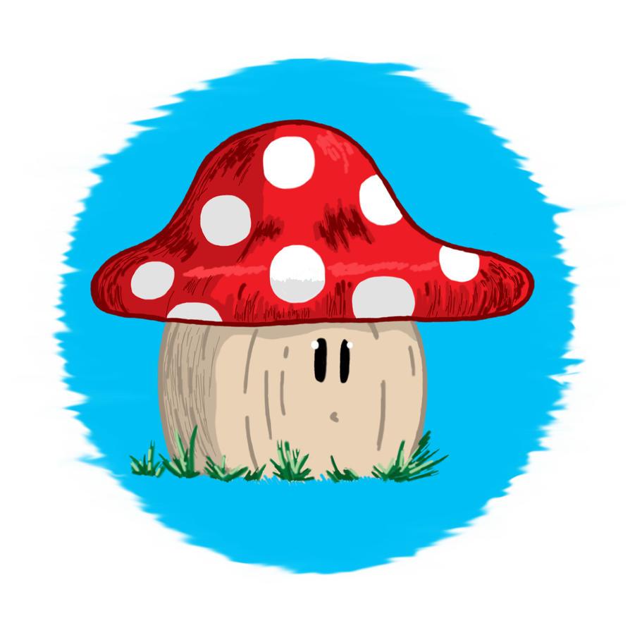 Mushroom Mushroom by DreamBig20761