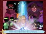 For The Honor Of Grayskull