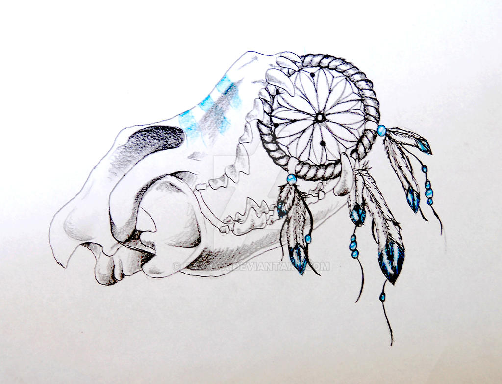 wolf dreamcatcher drawing related - photo #15