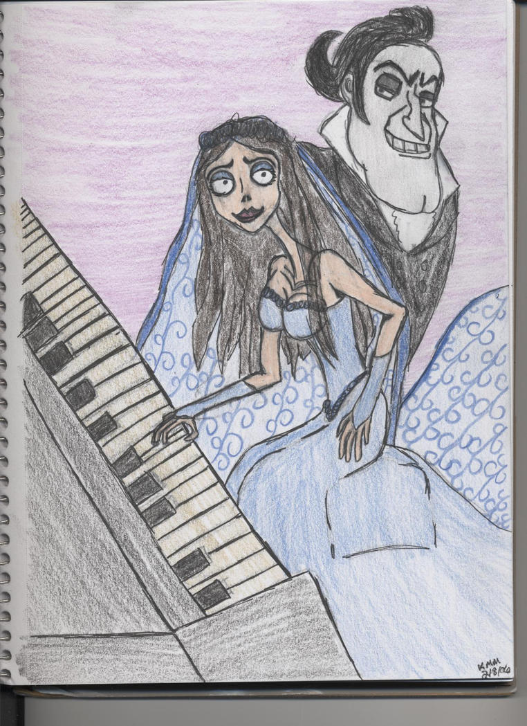 The_Living_Bride_by_InvisibleCorpseGirl.