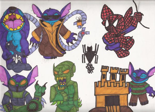 xXSpider_Man_StitchXx_by_InvisibleCorpse