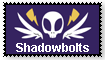 Shadowbolts Stamp by L4m3ness