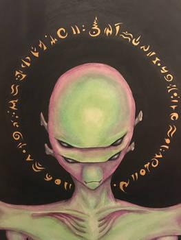 God is a Martian