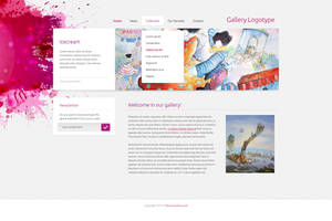 Web Artgallery
