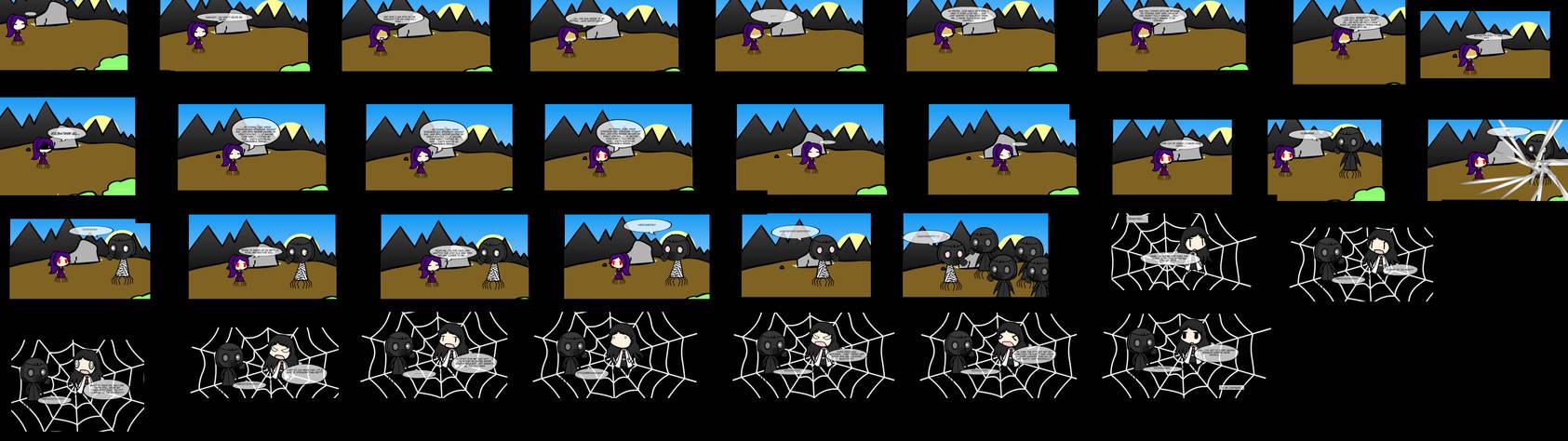TWOC chapter 26, Breaker spider queen