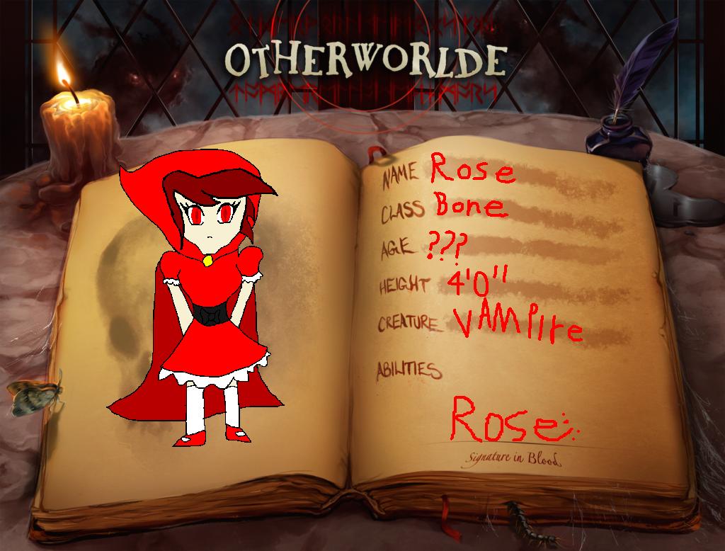 Rose by novastartherapter