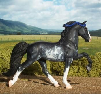 Sabino Tennessee Walking Horse by ymagier