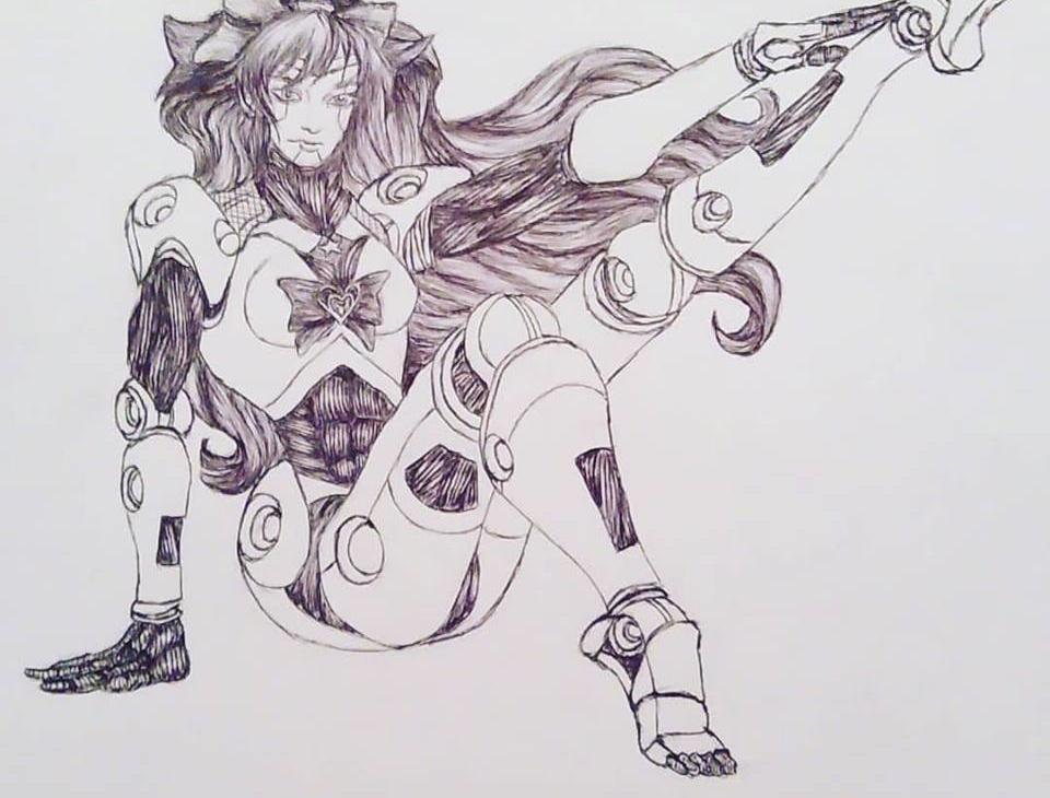 Sailor Venus 2.0 by dRaCeFaCeImagery
