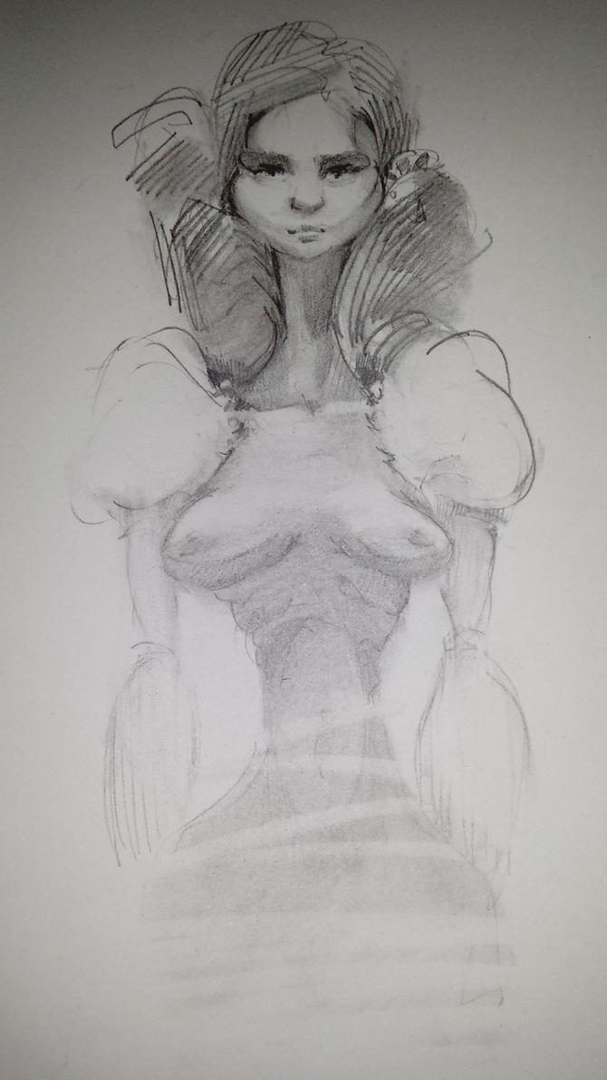 sketch by pseudome