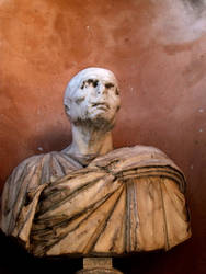 Lord Voldemort's bust