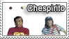 Chespirito Stamp by tamystock