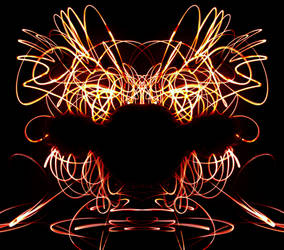 A New type of Light Painting by edezman