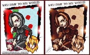 WelcomeToMyWorldByLudra-Jenova by HorrorClub