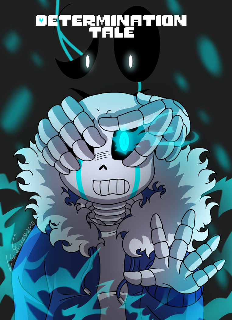 DeterminationTale by LonicHedgehog