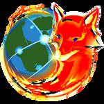 Transparent FireFox Dock Icon