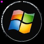 Transparent Windows Dock Icon