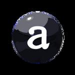 Transparent Avast Dock Icon