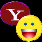 Transparent YMessenger DockIco