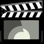 Transparent MovieMaker DockIco
