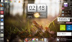 My Desktop - 05 Feb 2012 by jawzf