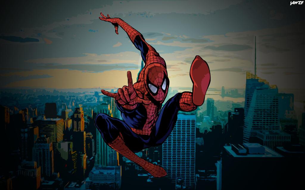Spiderman 1 by jawzf