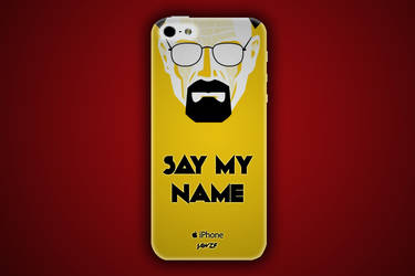 iPhone 5/5S/5C Breaking Bad Cover