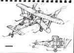 star wars steampunk x wing