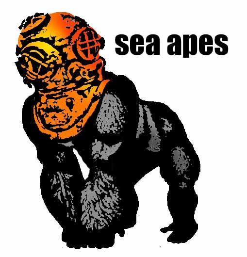 sea ape by amoebabloke