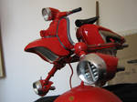 space lambretta in progress