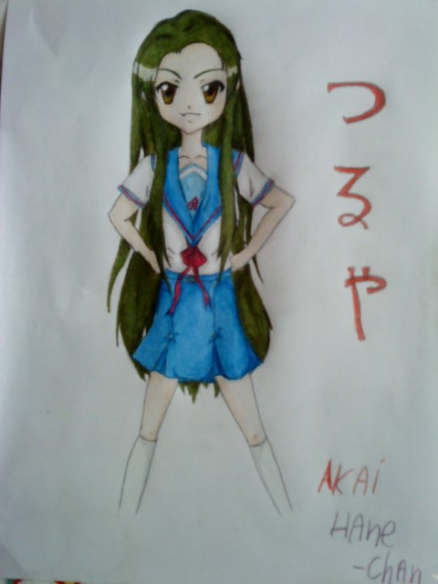 Tsuruya by yloi
