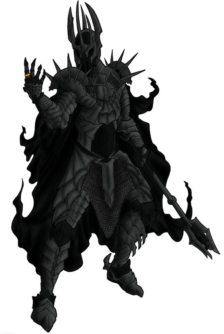 Sauron by Danyllex