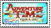 Adventure Time Fan Stamp by SonicXandtadamu