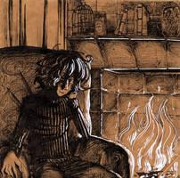 KAIN ON FIRE by Mistexpi