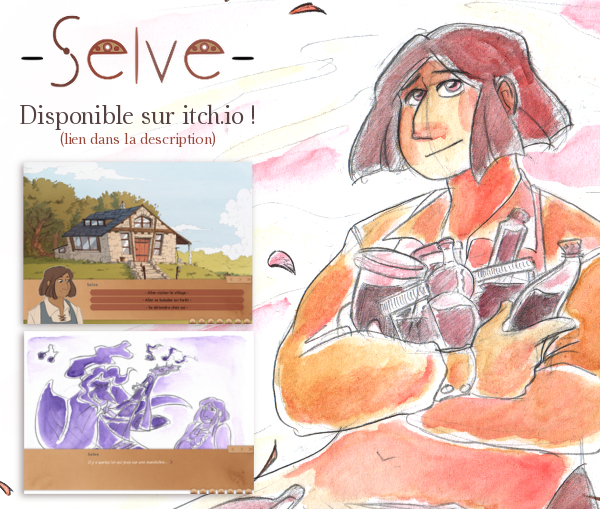 Selve - Disponible ! by Mistexpi