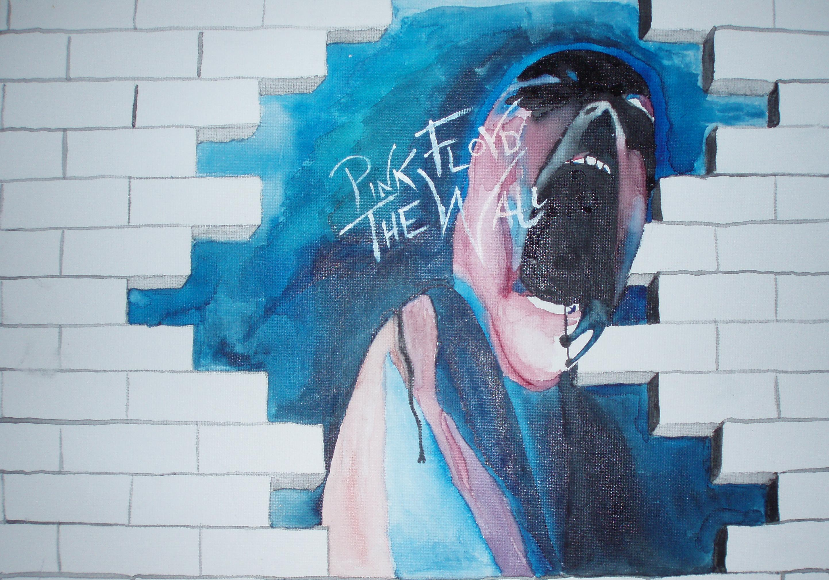 Pink Floyd The Wall By Blowtorchslaughter On Deviantart