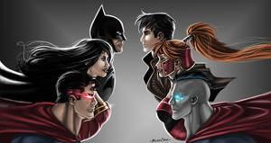 The Trinity and The Dark Trinity