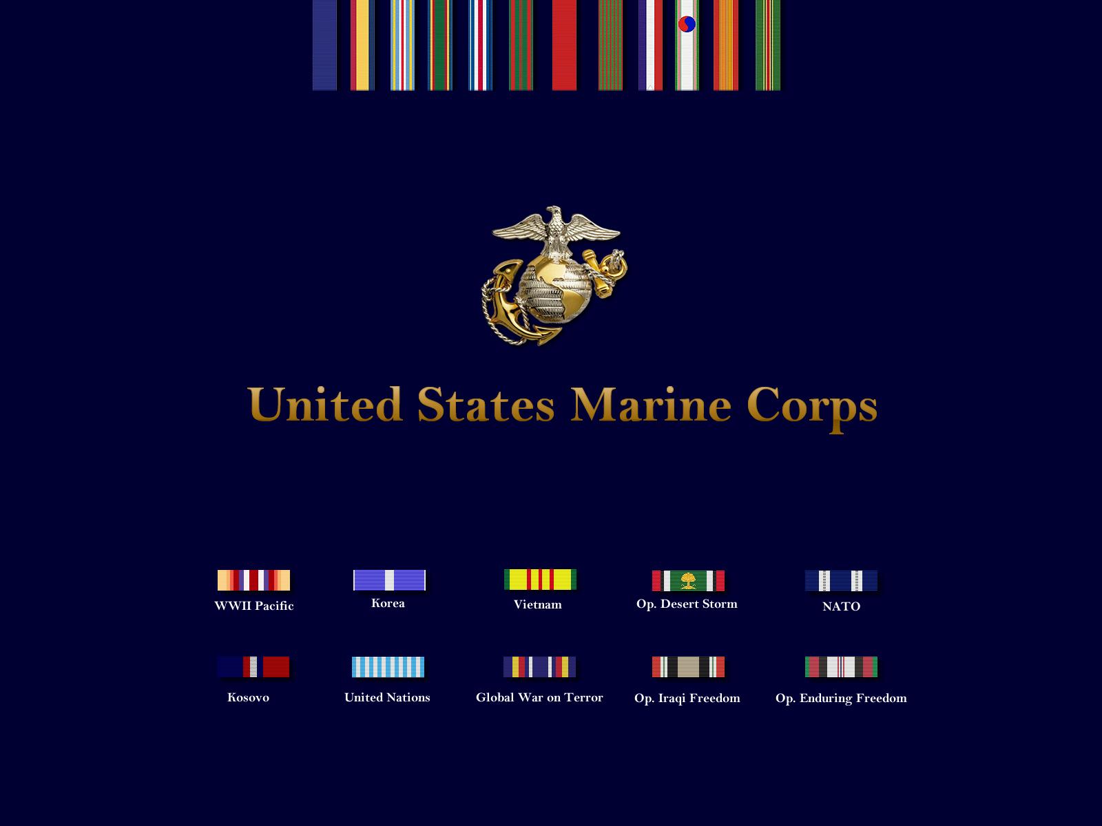 marine corps powerpoint template - marine corps background marine world