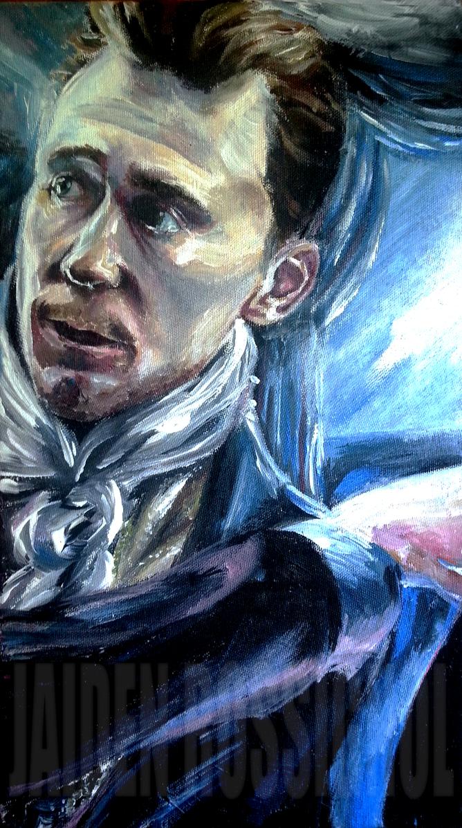 1700s Tom Hiddleston by TheSuperJman