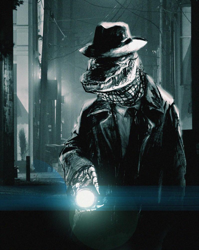 InvestiGator by TheSuperJman